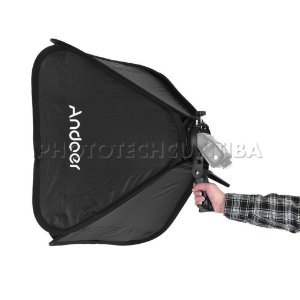 SOFTBOX GODOX 80x80 PARA FLASH DEDICADO S-TYPE BOWENS