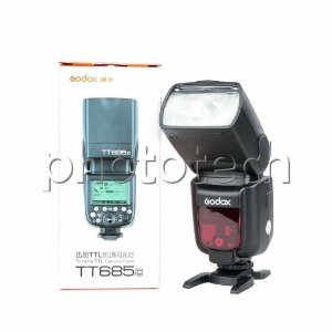 FLASH GODOX TT685C PARA CANON E-TTL II THINKLITE ORIGINAL