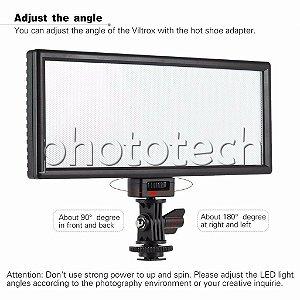 ILUMINADOR DE LED VILTROX L132T 3300-5600K 1065LM 835LUX