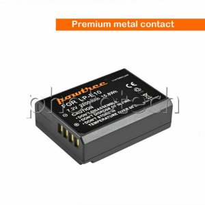 BATERIA CANON LP-E10 POWTREE 2200mAh 7.2V