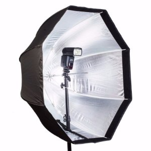 SOFTBOX OCTAGONAL 80CM GREIKA OCTABOX
