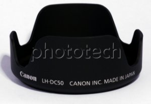 PARASOL CANON LH-DC50 TULIPA ORIGINAL PARA CANON PowerShot SX10 SX20 SX30