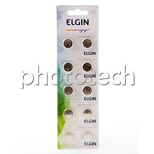 Bateria LR44 Elgin 1,5V LR44 AG13 LR1154