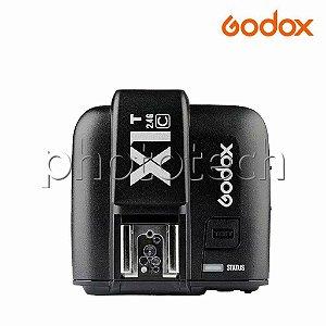 RADIO FLASH GODOX X1 TTL-C TRANSMISSOR X1T-CANON