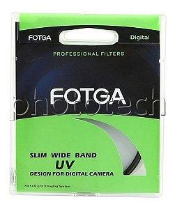FILTRO UV 58mm FOTGA PRO1-D WIDE BAND PRO UV