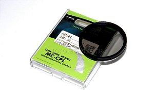 FILTRO CPL 52mm FOTGA PRO1-D POLARIZADOR WIDE BAND PRO-MC