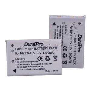 Bateria Nikon EN-EL5 DuraPro 1200mAh 3.7v