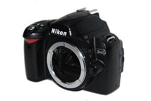 Câmera Nikon D40 Usada