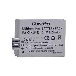 Bateria Canon LP-E5 DuraPro 1500mAh 7,4V