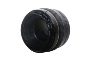 Objetiva Canon 50mm 1.4 USM Seminovo