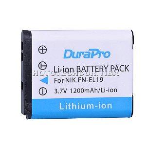 Bateria Nikon EN-EL19 DuraPro 1200mAh 3.7V