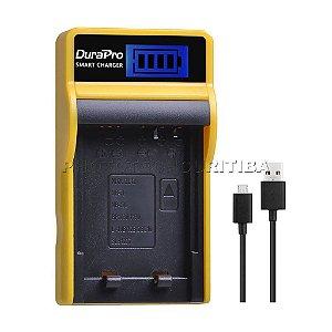 Carregador de Bateria Canon NB-10L Digital DuraPro Modelo CB-2LC
