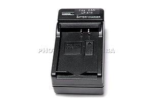 Carregador de Bateria Canon LP-E10 Travel Modelo LC-E10