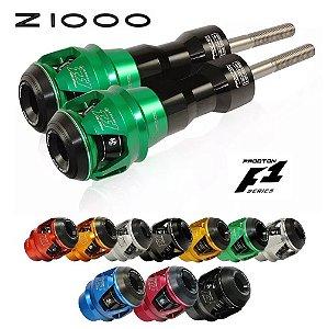 Slider Motor F1 Procton Racing Kawasaki Z1000 2010 a 2018