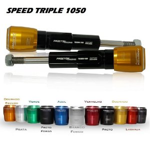 Slider Motor Procton Racing Triumph Speed Triple 1050