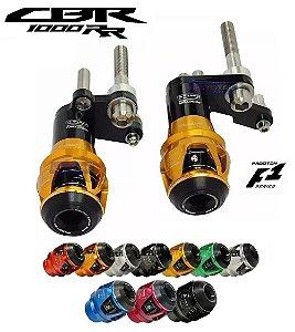 Slider Protetor Motor F1 Procton Racing Honda CBR1000RR 2006 a 2007