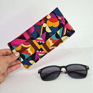 Porta Óculos Fliperama