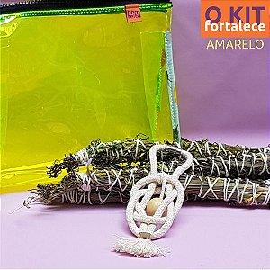 O Kit Fortalece | Amarelo