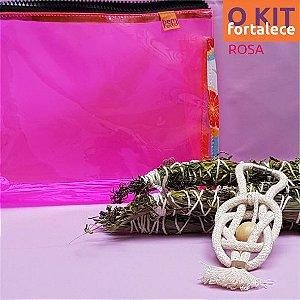 O Kit Fortalece | Rosa