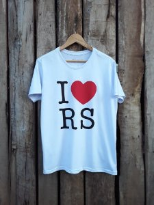 Camiseta I Love RS
