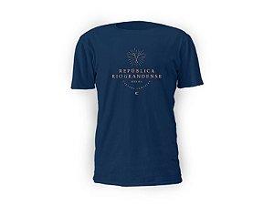 Camiseta marinho República