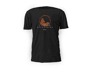 Camiseta preta Raça Gaúcha