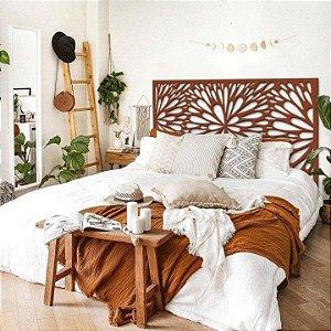 Cabeceira de cama Solteiro Dente de Leão 90x51cm - 3mm -