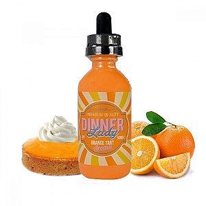 E-Liquido Orange Tart (FreeBase) - Dinner Lady Premium Quality