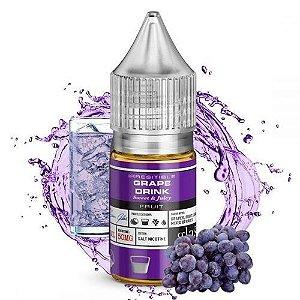 E-Liquido Grape Drink (Nic Salt) - GLAS