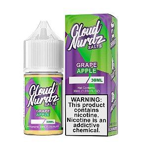 Líquido Grape Apple Nic Salt - Cloud Nurdz