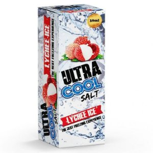 Líquido Ultra Cool Nic SALT - Lychee Ice