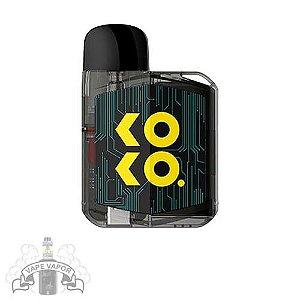 Pod System Koko Prime VISION 690mAh - Uwell + Juice Brinde