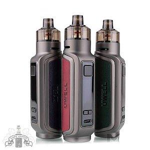 Kit Pod Mod Aeglos P1 80w - Uwell + Juice Brinde