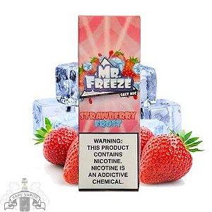 E-Liquido Strawberry Frost (Nic Salt) - Mr. freeze