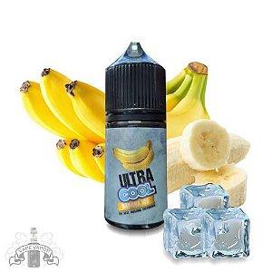 E-Liquido Banana Ice (Nic Salt) - Ultra Cool