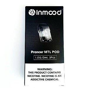 Cartucho / Coil Pod Prancer - Mesh DTL / MTL - Inmood