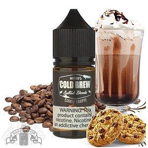 E-Liquido Cookie Frappe (Nic Salt) - Nitros Cold Brew