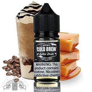 E-Liquido Vanilla Bean (Nic Salt) - Nitros Cold Brew