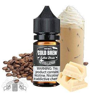 E-Liquido White Chocolate Mocha (Nic Salt) - Nitros Cold Brew