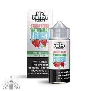 E-Liquido Strawberry Watermelon Frost (Freebase) - Mr. Freeze
