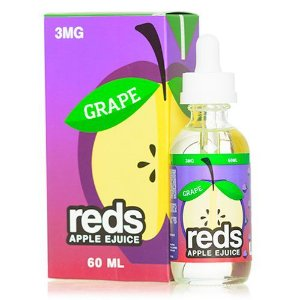 LÍQUIDO REDS APPLE EJUICE - GRAPE