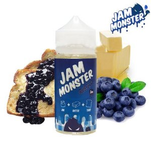 LIQUIDO JAM MONSTER BLUEBERRY