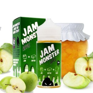 LIQUIDO JAM MONSTER APPLE