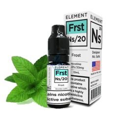 LÍQUIDO ELEMENT SALT NICOTINE - FROST