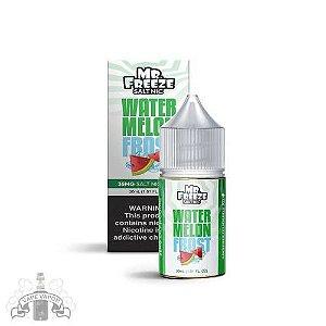 E-Liquido Watermelon Frost (Nic Salt) - Mr. Freeze