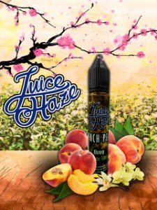 LIQUIDO FRENCH PEACH - JUICE HAZE