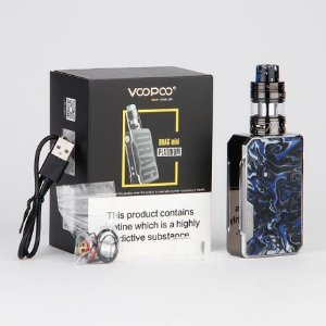 Kit Drag Mini Platinum Edition 117W c/ UFORCE T2 4400mAh - VOOPOO