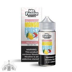 E-Liquido Strawberry Mango Frost (Freebase) - Mr. Freeze