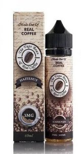 LIQUIDO THE VAPE BEAN & REAL COFFEE - HAZELNUT