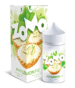 LÍQUIDO ZOMO MY LEMON PIE E-JUICE